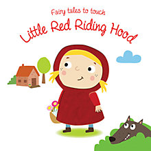 Buy Fairy Tales to Touch Book: Little Red Riding Hood Online at johnlewis.com