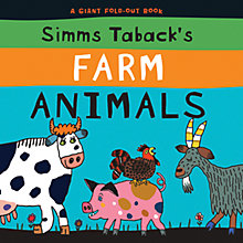 Buy Farm Animals Giant Fold-Out Book Online at johnlewis.com