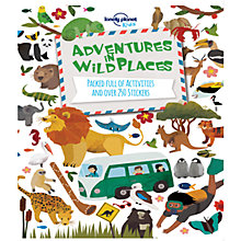 Buy Lonely Planet Adventures In Wild Places Book Online at johnlewis.com