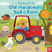 Buy Sing Along With Me! Old Mcdonald Had a Farm Book Online at johnlewis.com