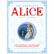 Buy The Complete Alice Book Online at johnlewis.com