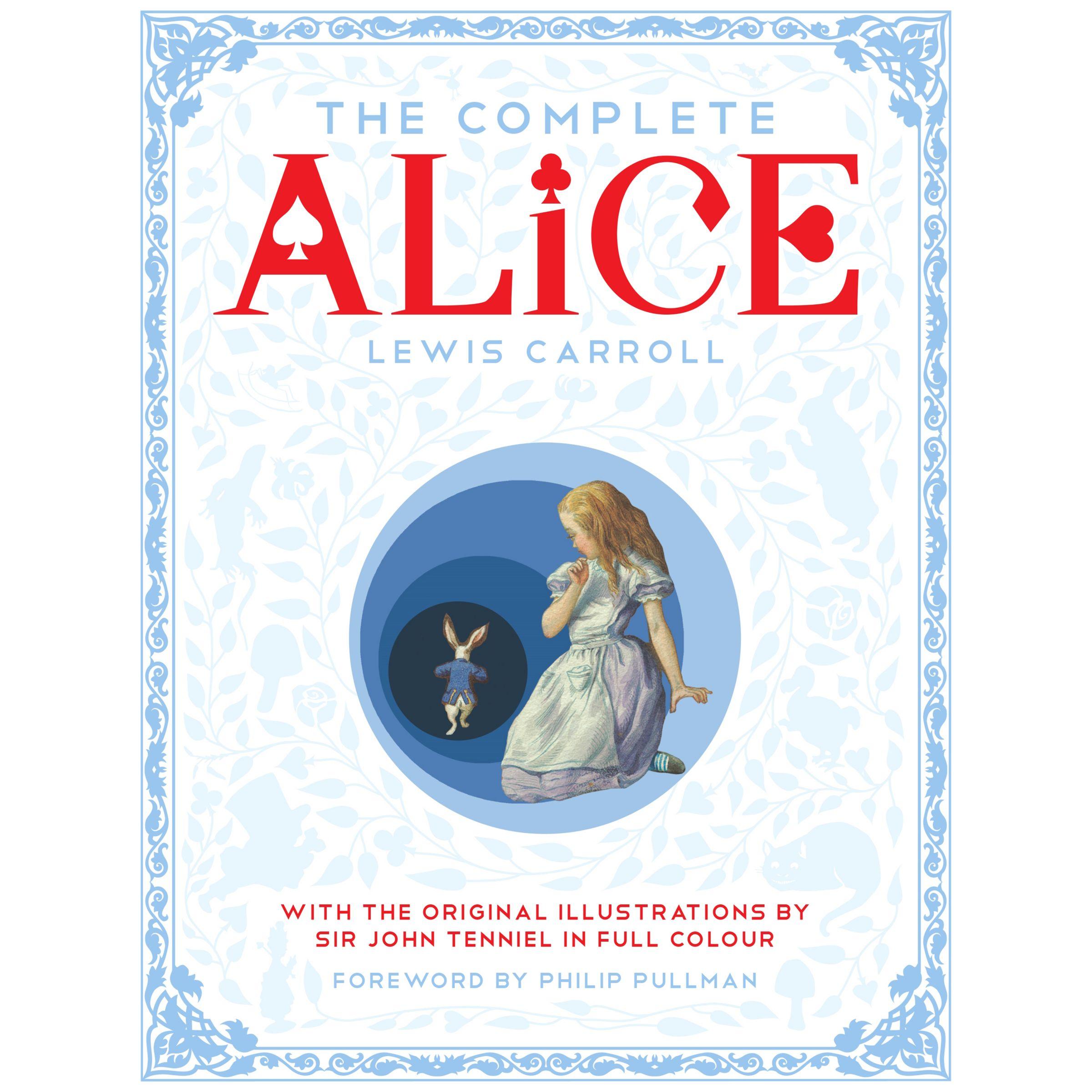 Macmillan The Complete Alice Book