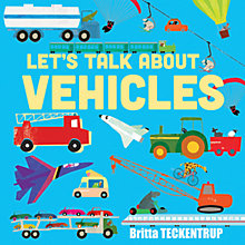 Buy Let's Talk About Vehicles Book Online at johnlewis.com