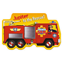 Buy Fireman Sam: Jupiter To The Rescue Book Online at johnlewis.com