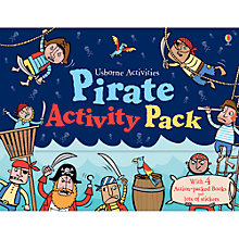 Buy Pirate Activity Pack Online at johnlewis.com
