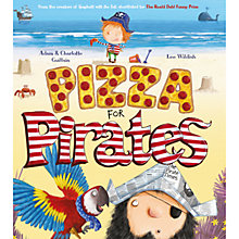 Buy Pizza For Pirates Book Online at johnlewis.com
