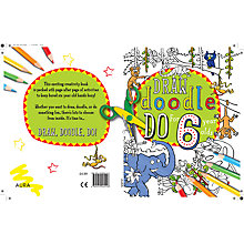 Buy Draw Doodle Do For 6 Year-Olds Online at johnlewis.com