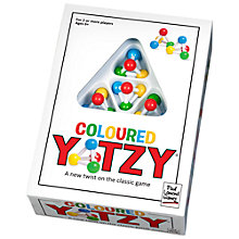 Buy Paul Lamond Games Coloured Yatzy Online at johnlewis.com