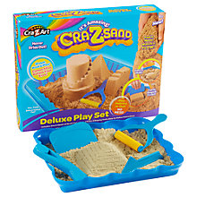 Buy Cra-Z-Art Cra-Z-Sand Deluxe Play Set, Assorted Online at johnlewis.com