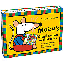 Buy Paul Lamond Maisy Mouse Giant Snakes & Ladders Online at johnlewis.com