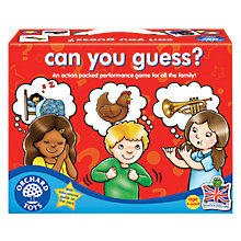 Buy Orchard Toys Can You Guess? Online at johnlewis.com
