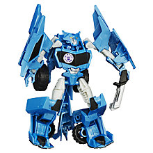 Buy Transformers Warrior Class Steeljaw Action Figure Online at johnlewis.com
