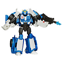 Buy Transformers Warrior Class Strongarm Action Figure Online at johnlewis.com