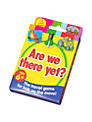 Paul Lamond Are We There Yet? Travel Game