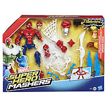 Buy Marvel Super Hero Mashers Spider-Man Action Figure Online at johnlewis.com