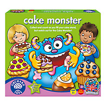 Buy Orchard Toys Cake Monster Online at johnlewis.com
