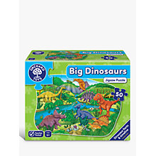 Buy Orchard Toys Big Dinosaur Puzzle Online at johnlewis.com