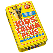 Buy Paul Lamond Games Kids Trivia Plus Online at johnlewis.com