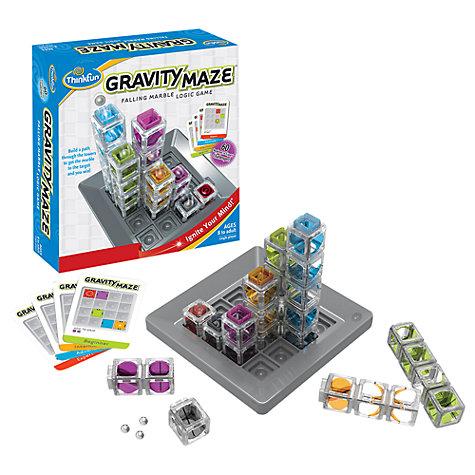 Buy Thinkfun Gravity Maze Logic Game John Lewis