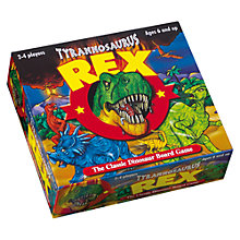 Buy Paul Lamond Tyrannosaurus Rex Board Game Online at johnlewis.com