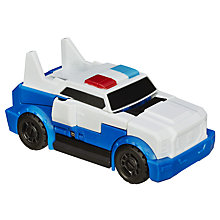 Buy Transformers Strongarm One Step Changer Action Figure Online at johnlewis.com