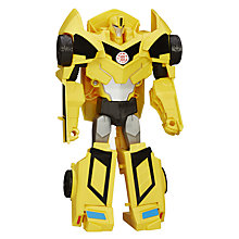 Buy Transformers Hyper Bumblebee Action Figure Online at johnlewis.com