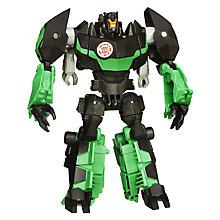 Buy Transformers Warrior Class Grimlock Action Figure Online at johnlewis.com