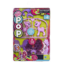 Buy My Little Pony Pop Princess Twilight Sparkle Wings Kit Online at johnlewis.com
