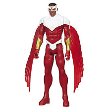 "Buy Avengers Age of Ultron Marvel's Falcon 12"" Action Figure Online at johnlewis.com"
