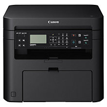 Buy Canon i-SENSYS MF212w Wireless All-in-One Mono Laser Printer, Black Online at johnlewis.com