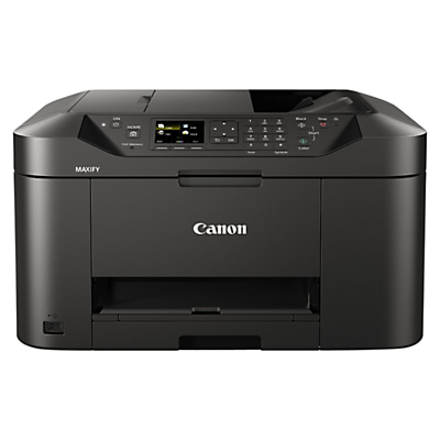 Image of Canon MAXIFY MB2050 All-in-One Wireless Printer & Fax Machine