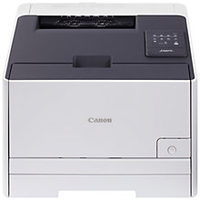 Buy Canon i-SENSYS LBP7100Cn Printer, Black Online at johnlewis.com