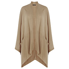Buy Warehouse Pocket Cape, Camel Online at johnlewis.com
