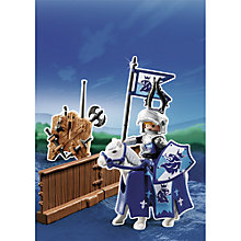 Buy Playmobil Knights Lion Tournament Knight Online at johnlewis.com