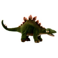 Buy Hansa Stegosaurus Soft Toy Online at johnlewis.com