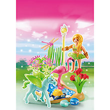 Buy Playmobil Princess Summer Fairy Princess With Pegasus Online at johnlewis.com