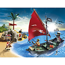 Buy Playmobil Pirates Club Set Online at johnlewis.com