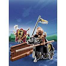 Buy Playmobil Knights Wild Horse Tournament Knight Online at johnlewis.com