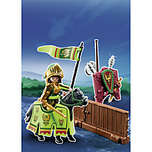 Buy Playmobil Knights Eagle Tournament Knight Online at johnlewis.com