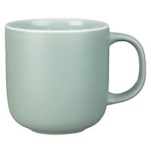 Buy John Lewis Puritan Curved Mug Online at johnlewis.com