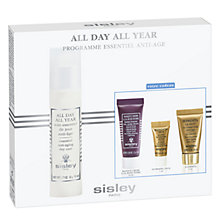 Buy Sisley All Day All Year Anti-Age Programme Essentials Gift Set Online at johnlewis.com