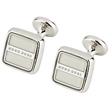 Buy BOSS Robert Cufflinks Online at johnlewis.com