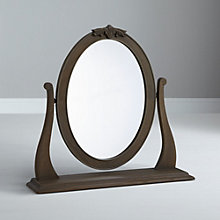 Buy Willis & Gambier Camille Gallery Mirror, Oak Online at johnlewis.com