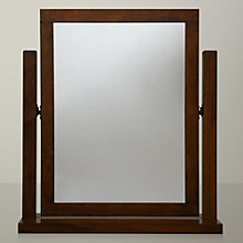 Buy Willis & Gambier Kerala Dressing Table Mirror, Rich Cherry Online at johnlewis.com