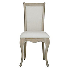 Buy Willis & Gambier Camille Bedroom Chair, Natural Linen Online at johnlewis.com