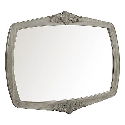 Willis & Gambier Camille Wall Mirror, Oak