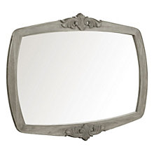 Buy Willis & Gambier Camille Wall Mirror, Oak Online at johnlewis.com