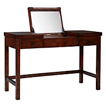 Buy Willis & Gambier Kerala Dressing Table, Rich Cherry Online at johnlewis.com