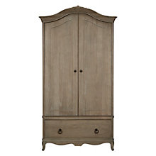 Buy Willis & Gambier Camille Double Wardrobe, Dark Oak Online at johnlewis.com