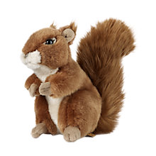 Buy Large Squirrel Soft Toy Online at johnlewis.com